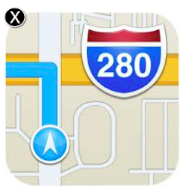 Delete Apple Maps App