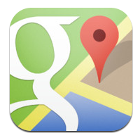 Google Maps App for iOS