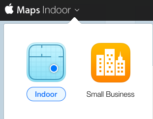 Apple Maps Indoor